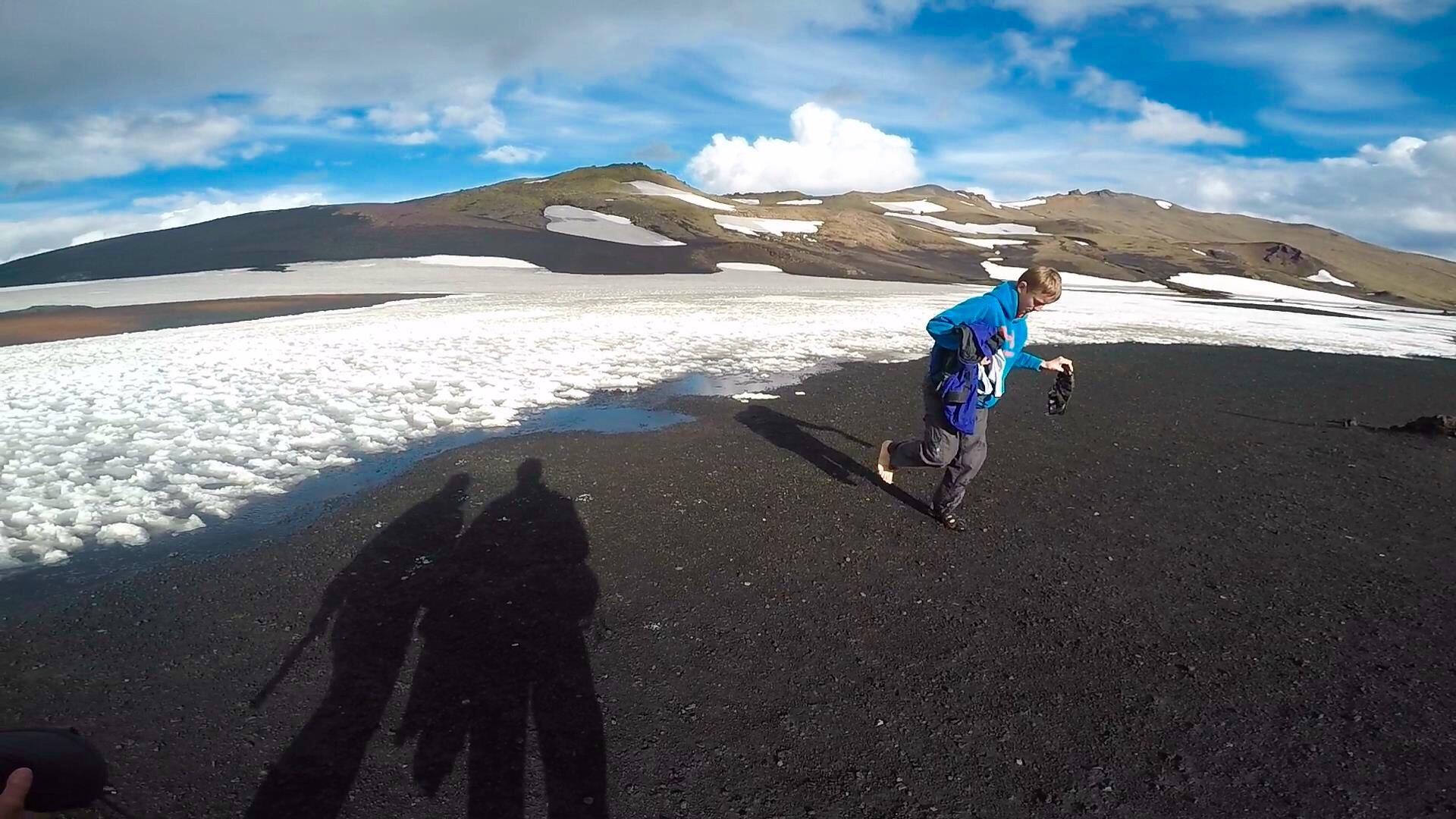 Viti Crater, Askja Iceland