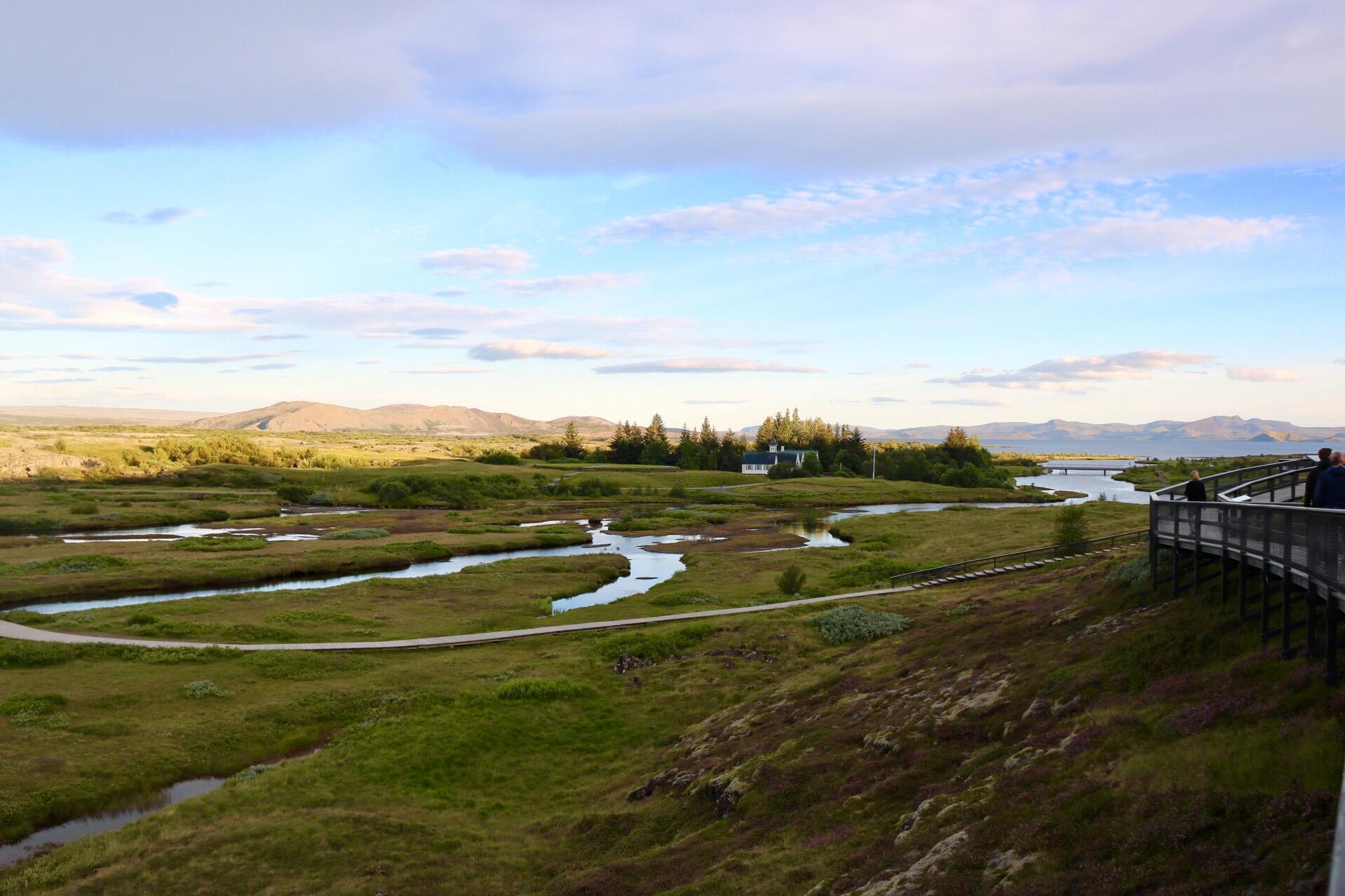 Thingvellir National Park Iceland UNESCO