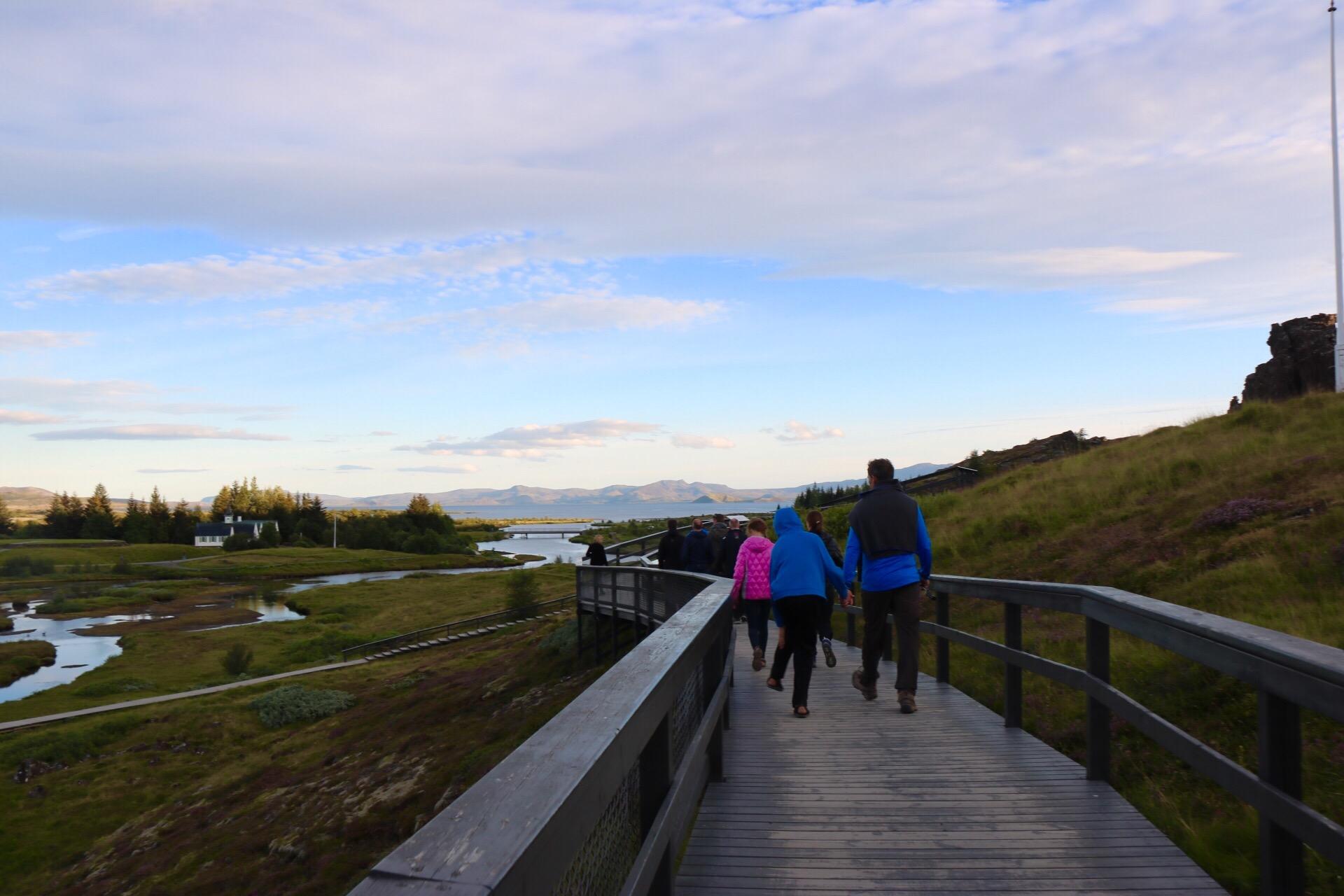 Þingvellir National Park Iceland UNESCO
