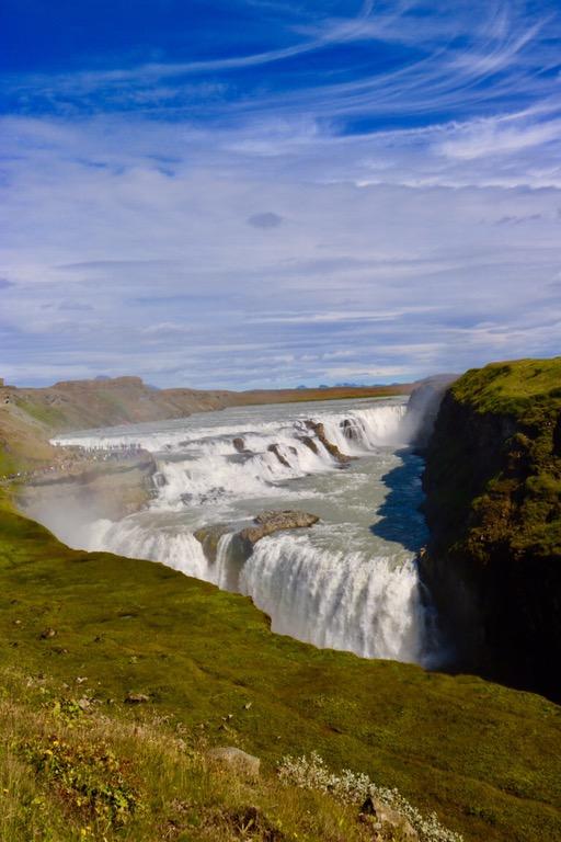 Gullfoss Waterfall, Iceland